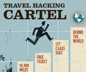 Join the Travel Hacking Cartel